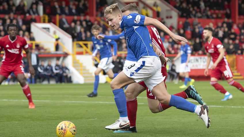 HIGHLIGHTS | Aberdeen v Saints