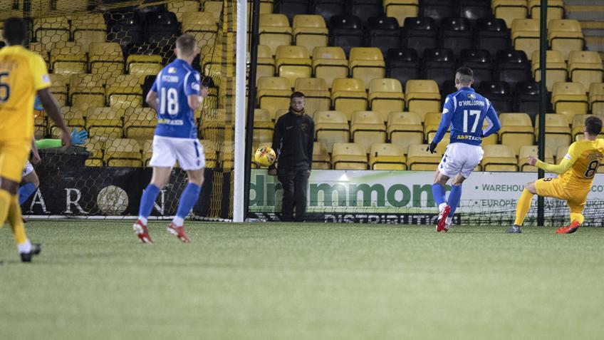 GOALS | Livingston v Saints